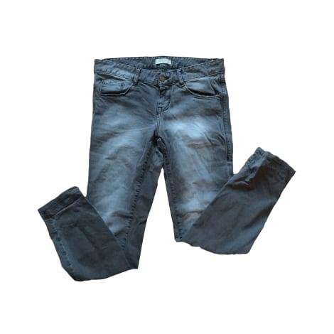 Jeans slim BA&SH Grigio, antracite