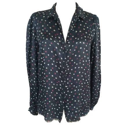 Blouse ZADIG & VOLTAIRE Blue, navy, turquoise