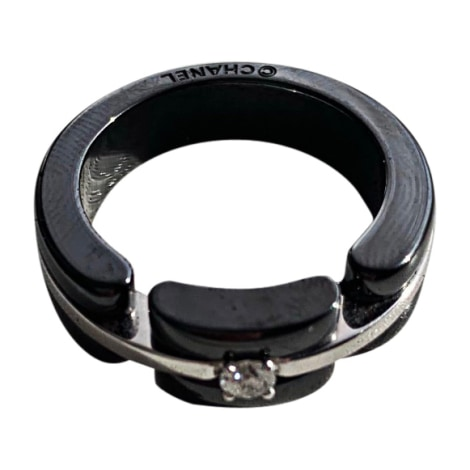 Ring CHANEL Black