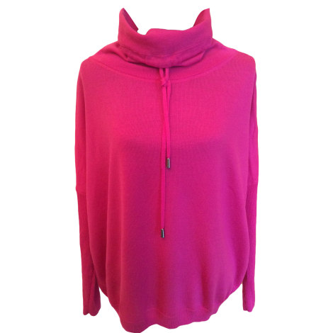 Turtleneck CHACOK Pink, fuchsia, light pink