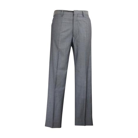 Pantalon droit MAISON MARTIN MARGIELA Gris, anthracite
