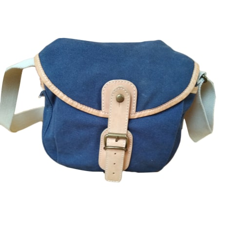 Non-Leather Shoulder Bag UPLA Blue, navy, turquoise