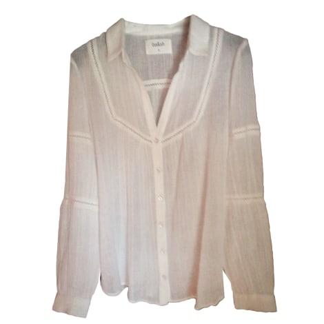 Blouse BA&SH White, off-white, ecru