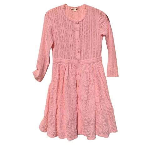 Midi Dress MAJE Pink, fuchsia, light pink