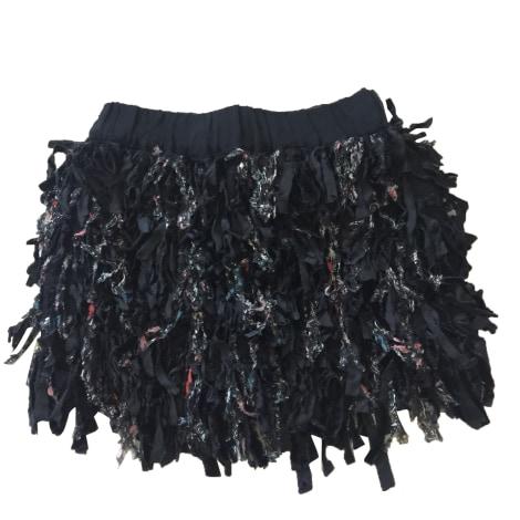 Mini Skirt MAJE Multicolor
