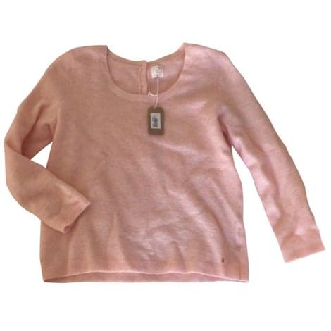 Maglione DES PETITS HAUTS Rosa, fucsia, rosa antico