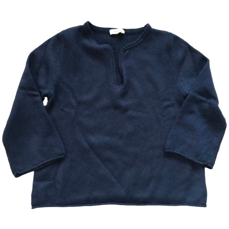 Maglione BA&SH Blu, blu navy, turchese