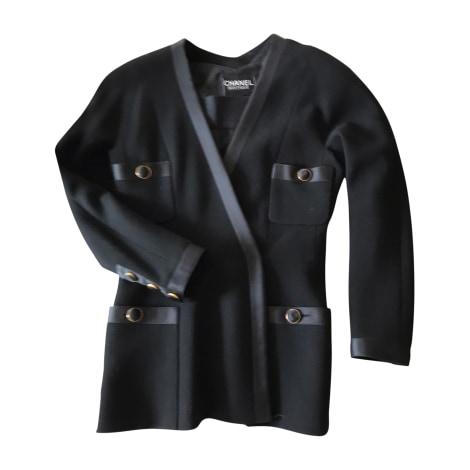 Tailleur jupe CHANEL Noir