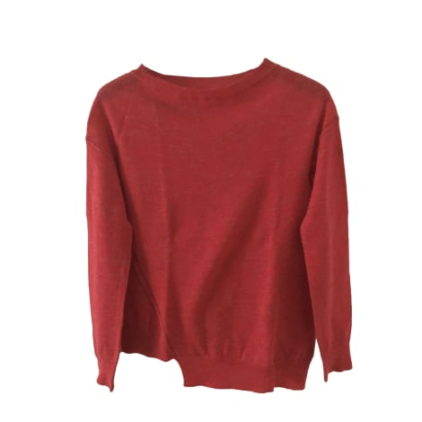 Maglione ZADIG & VOLTAIRE rouge framboise