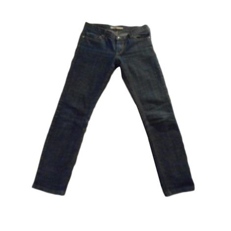 Jeans slim COTÉLAC Blu, blu navy, turchese