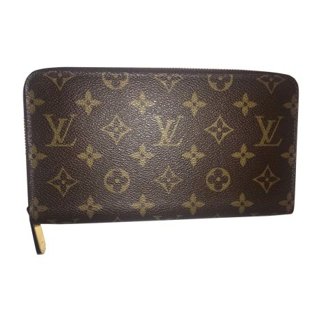 Portefeuille LOUIS VUITTON Marron
