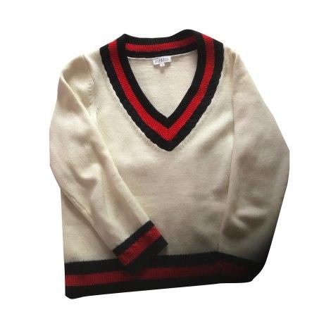 Maglione CLAUDIE PIERLOT Bianco, bianco sporco, ecru