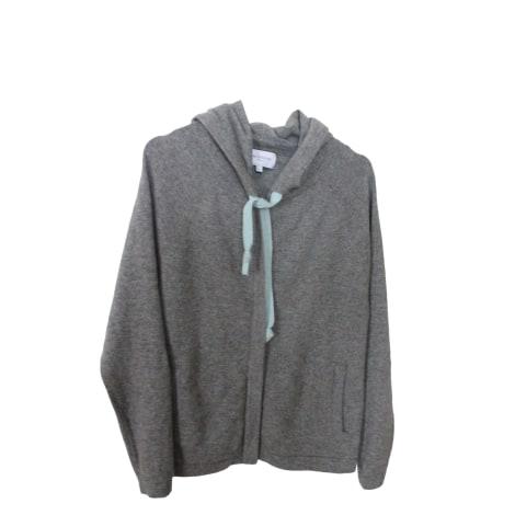 Sweatshirt ERIC BOMPARD Gray, charcoal
