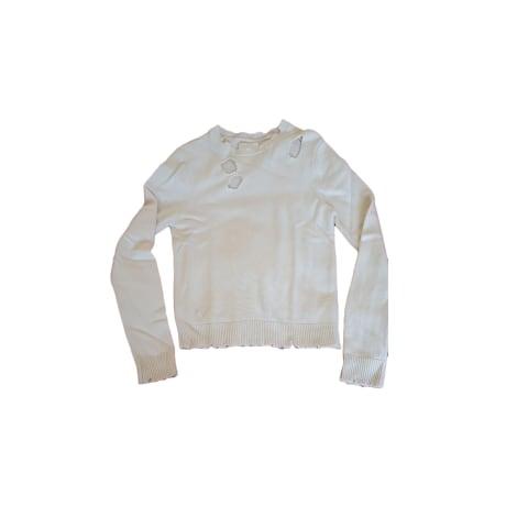 Maglione ZADIG & VOLTAIRE Bianco, bianco sporco, ecru