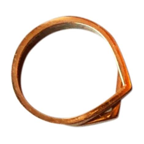 Bague REPOSSI Doré, bronze, cuivre