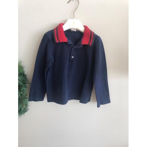 Poloshirt GUCCI Blau, marineblau, türkisblau