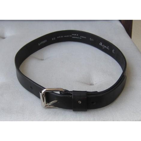 Belt AGNÈS B. Black