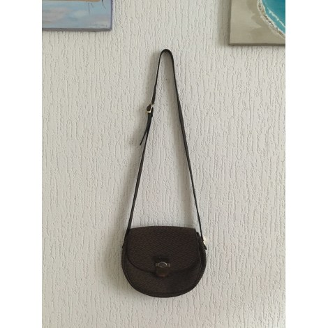 Non-Leather Shoulder Bag PIERRE CARDIN Brown