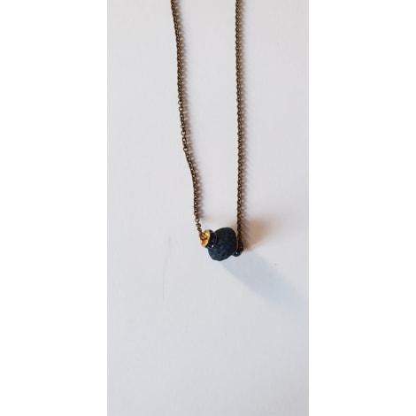 Collier ISABEL MARANT Bleu, bleu marine, bleu turquoise