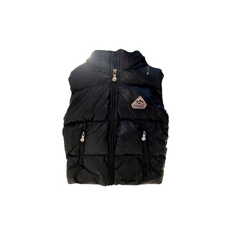 Down Jacket PYRENEX Black