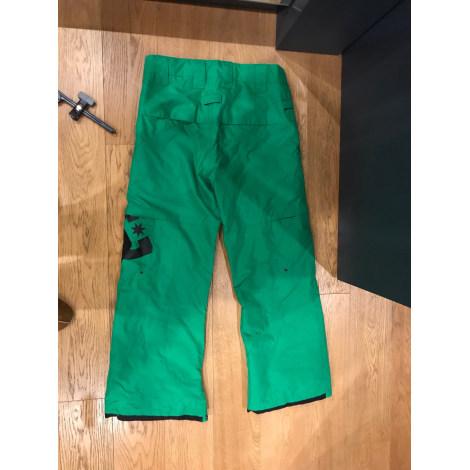 Pantalon de ski DC SHOES Vert