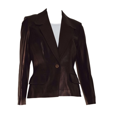 Tailleur robe CÉLINE Noir