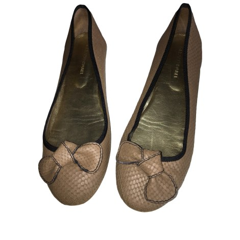 Ballerines GERARD DAREL Marron