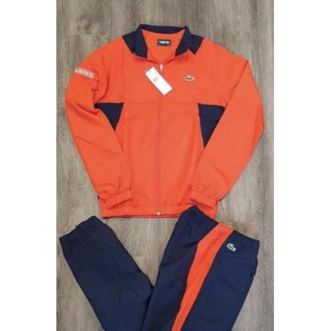 Ensemble jogging LACOSTE Orange