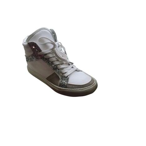 Sneakers ZADIG & VOLTAIRE White, off-white, ecru