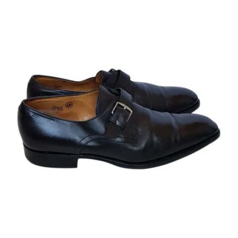 Buckle Shoes HERMÈS Black