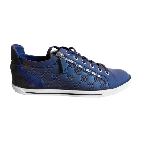 Scarpe da tennis LOUIS VUITTON Blu, blu navy, turchese