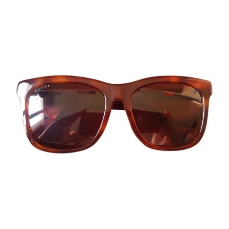 Sonnenbrille GUCCI Tierprint