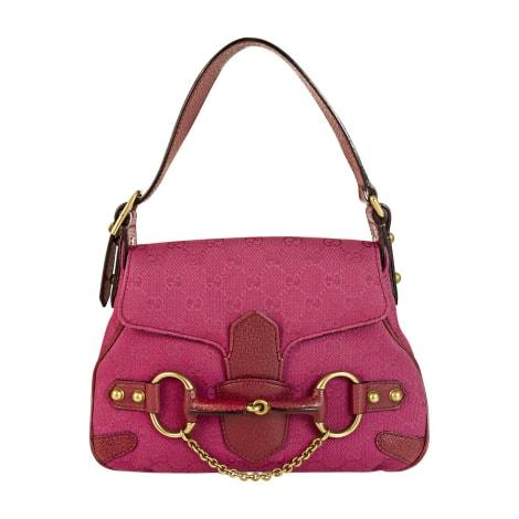 Stoffhandtasche GUCCI Pink,  altrosa