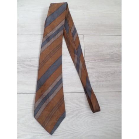 Cravate GIVENCHY Marron