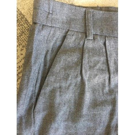 Pantalon carotte PABLO PAR GÉRARD DAREL Gris, anthracite