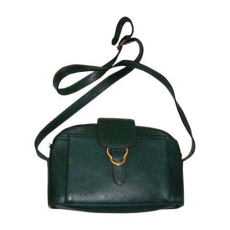 Leather Handbag BALLY Green