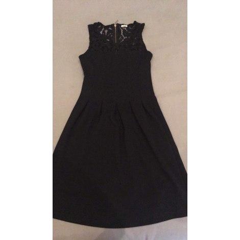 Robe mi-longue PIMKIE Noir