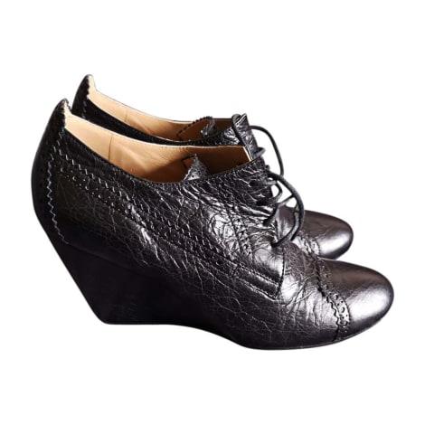 Chaussures à lacets  BALENCIAGA Noir