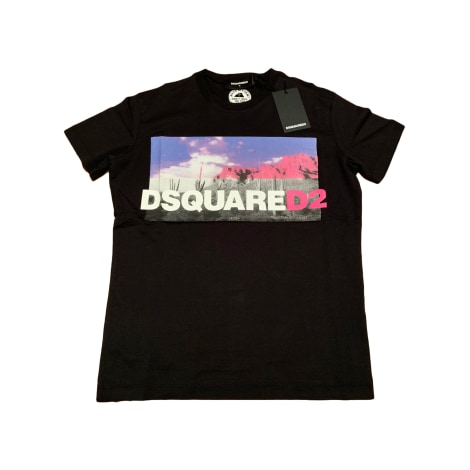 Tee-shirt DSQUARED2 Noir