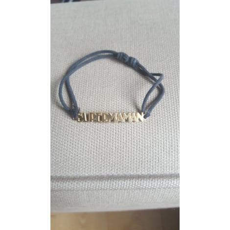 Bracelet LE MANÈGE À BIJOUX Doré, bronze, cuivre