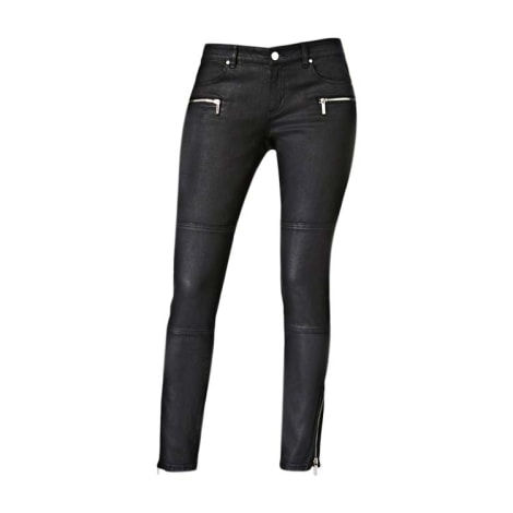Pantalon slim, cigarette MICHAEL KORS Noir