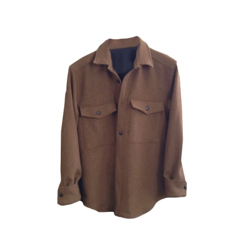 Shirt DRAPEAU NOIR Golden, bronze, copper
