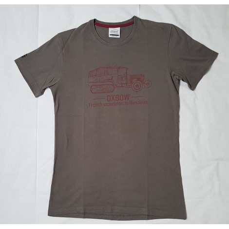 T-shirt OXBOW Gray, charcoal