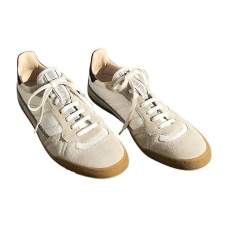 Sneakers BERLUTI White, off-white, ecru