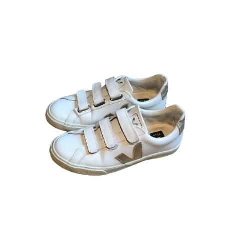 Sneakers VEJA White, off-white, ecru
