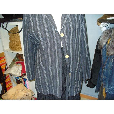 Blazer, veste tailleur VANESSA BRUNO Bleu, bleu marine, bleu turquoise