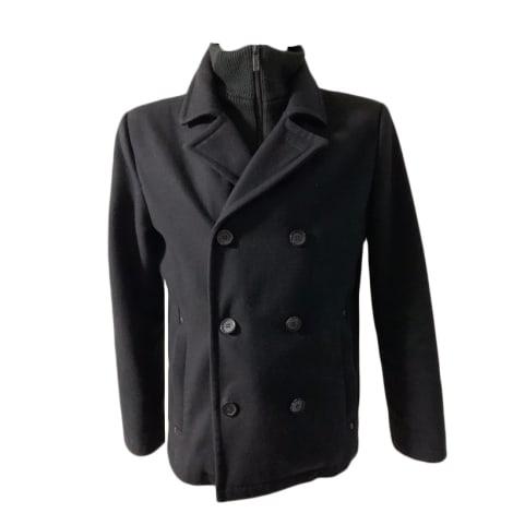 Pea Coat GUESS Black