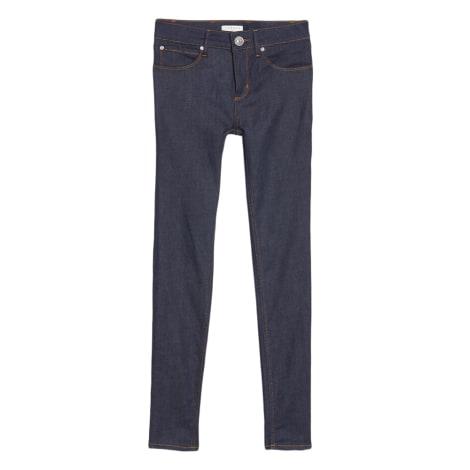 Jeans slim SANDRO Bleu, bleu marine, bleu turquoise