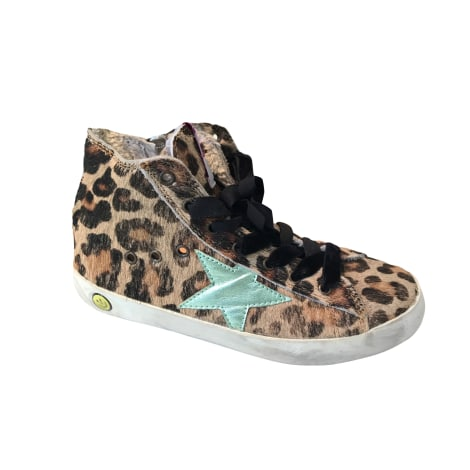 Sneakers GOLDEN GOOSE Animal prints