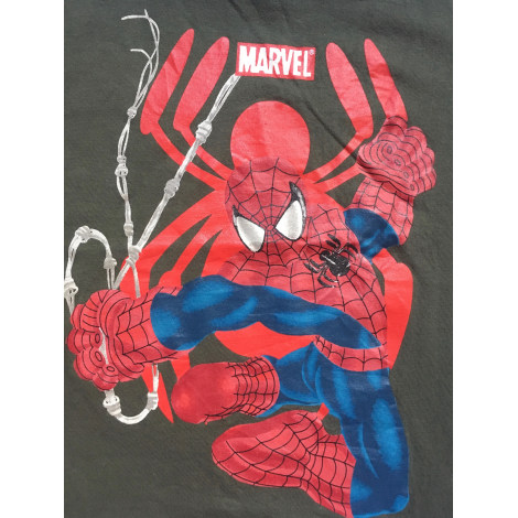 Tee-shirt MARVEL Kaki